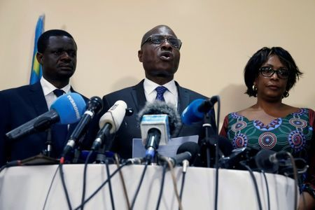 Congo election loser vows court challenge, violence feared
