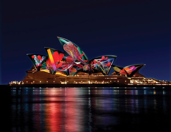 Vivid Sydney 2018 Promises to Dazzle the City with Light, Music and Ideas