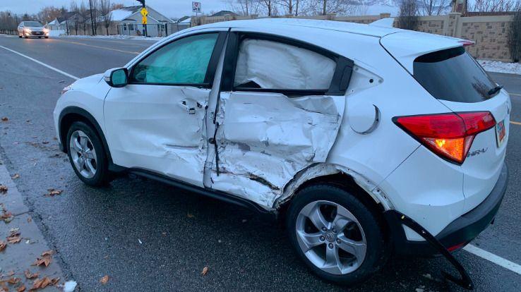 Blindfolded Utah teen crashes car doing the 'bird box' challenge
