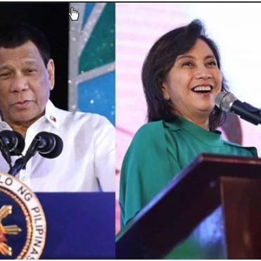 杜特尔特仍是菲律宾最受信任官员!