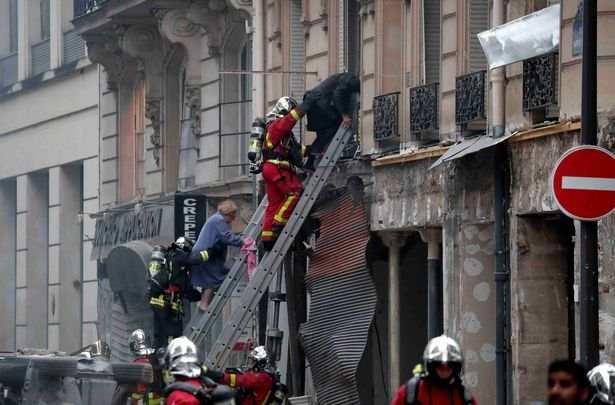 法国巴黎市中心发生爆炸 暂无中国公民伤亡
