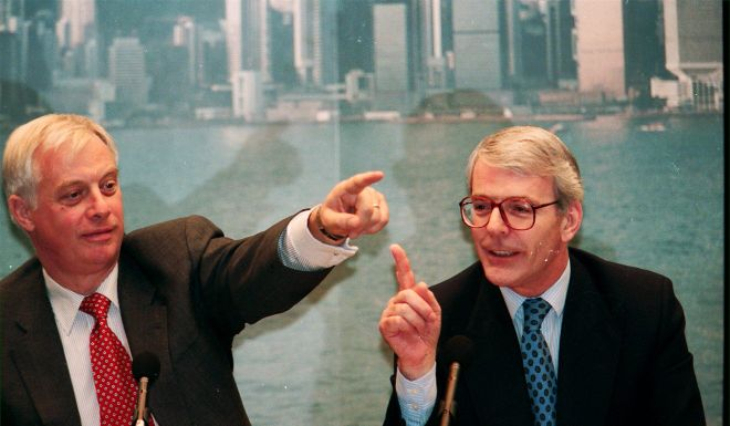 British foreign office was told to size up the risk of Chinese takeover of Hong Kong ahead of 1997, archives show