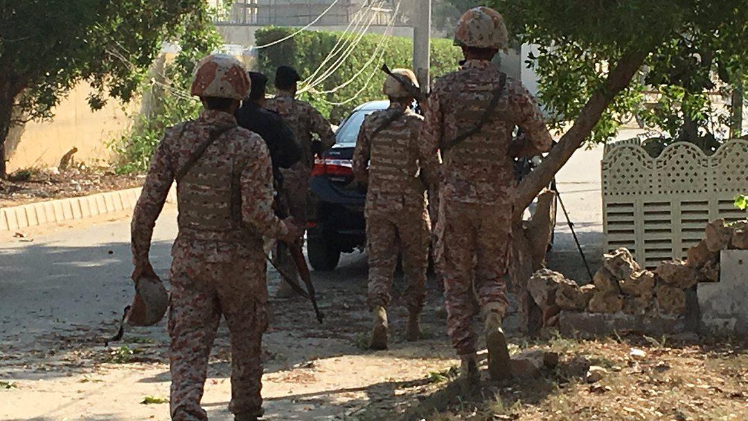 中国领馆遇袭案:5人被逮捕 袭击者观察领馆数月