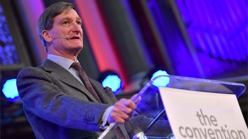 Delay Brexit if deal is rejected, Dominic Grieve tells Theresa May