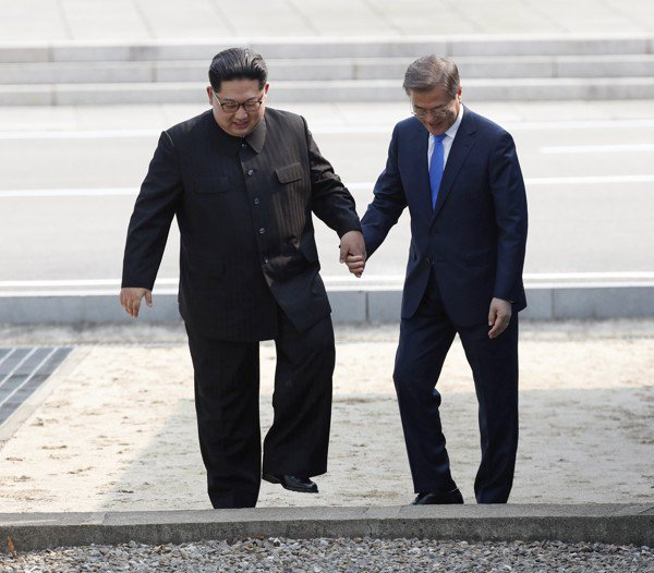 Trump, Moon and a fight over the bill. In US-Korea ties, a perfect storm for Kim Jong-un