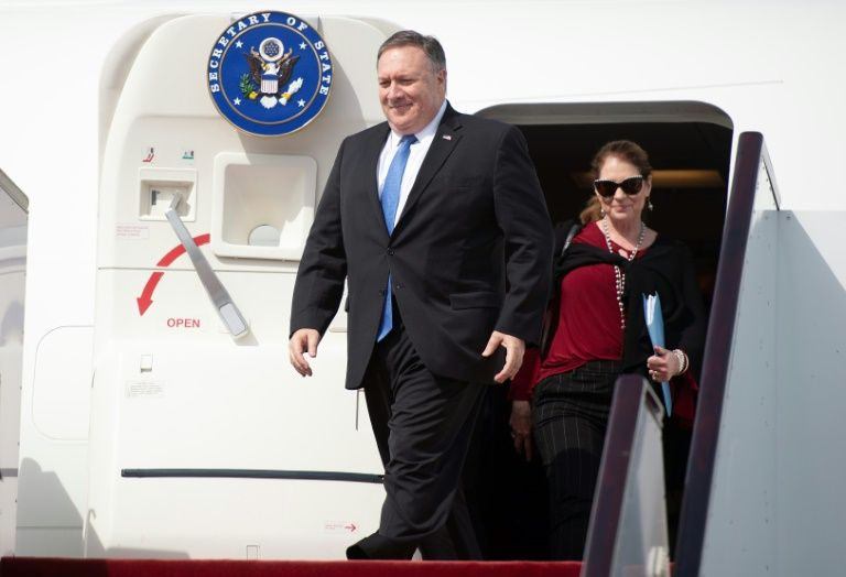 Pompeo to push for end to gulf dispute during Qatar visit