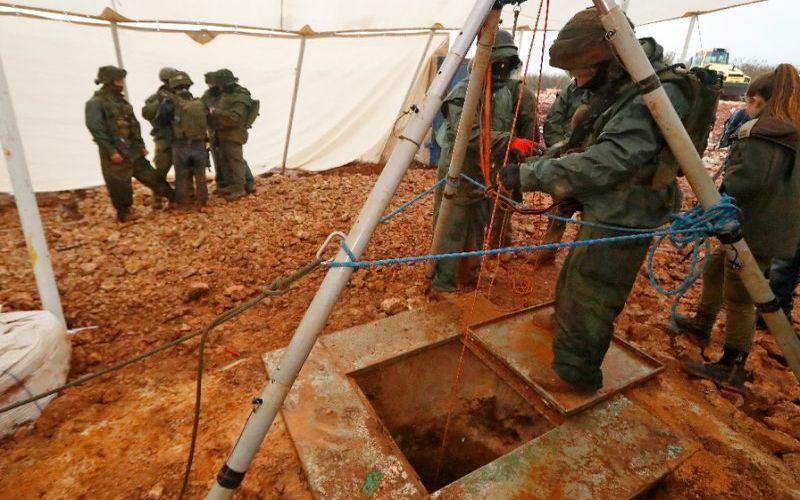 Israel says all Hezbollah cross-border tunnels found