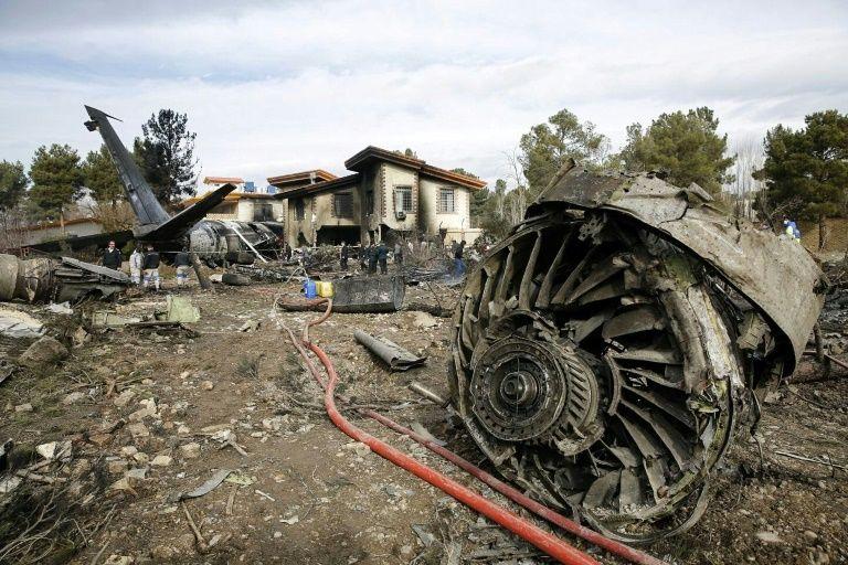 Cargo plane crashes in iran, killing 13: army