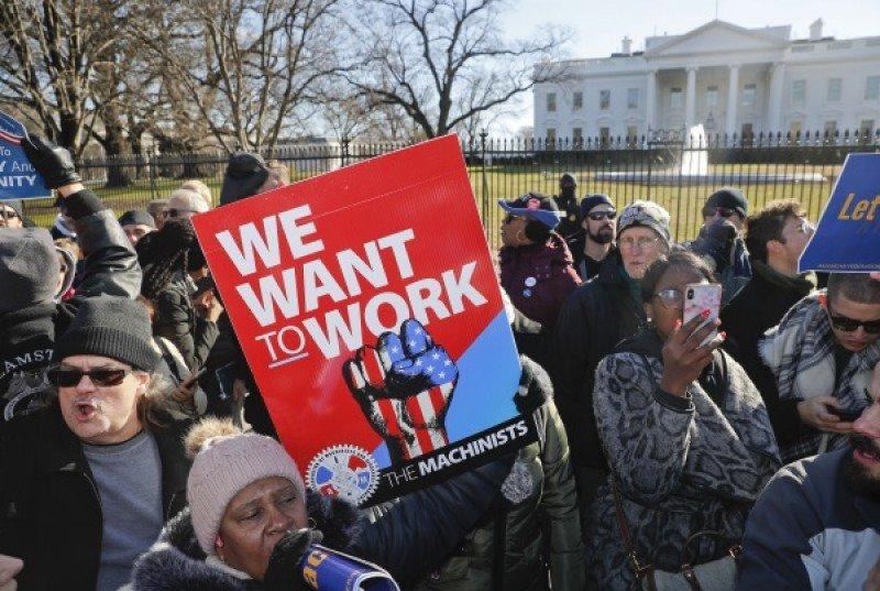 标普:美国停摆‧ 经济料已损失148亿