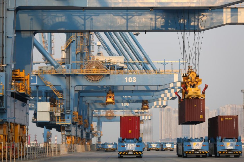 中国3月出口年比增长30.6% 进口则创四年来新高