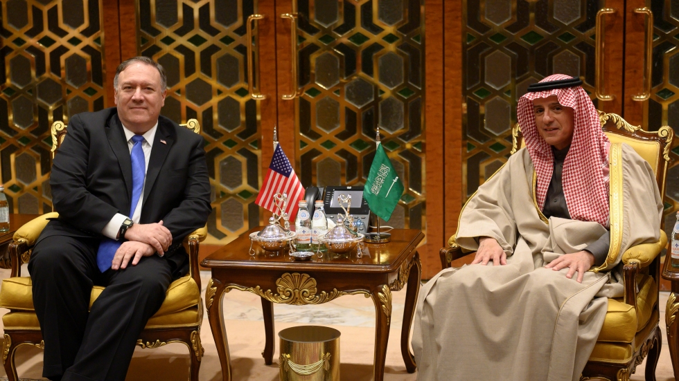 US Secretary of State Mike Pompeo to tell Saudi Arabia to hold Khashoggi killers 'accountable'