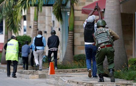 Somali militants claim responsibility for attack in Kenya capital: spokesman