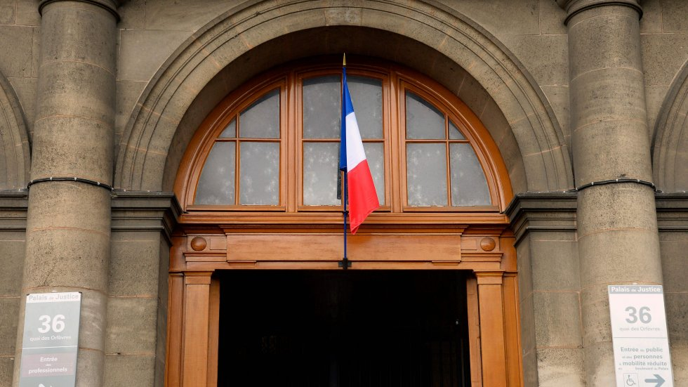 Two French policemen go on trial for alleged rape of Canadian tourist in Paris headquarters
