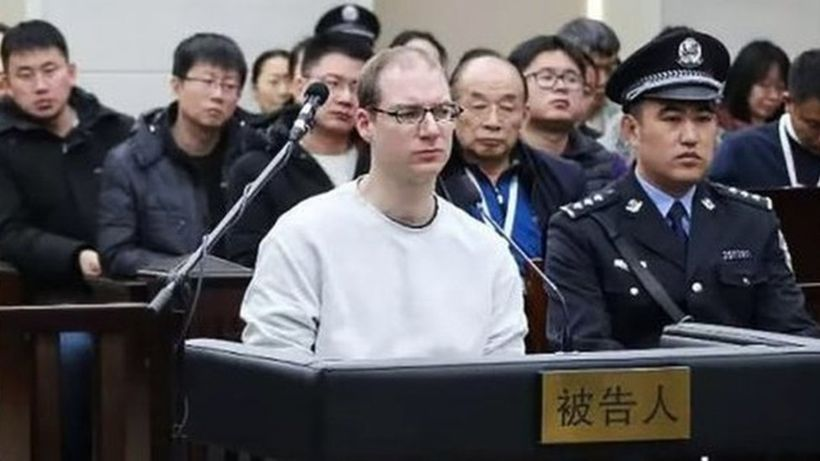 Canadian's death sentence in China 'horrific', family says