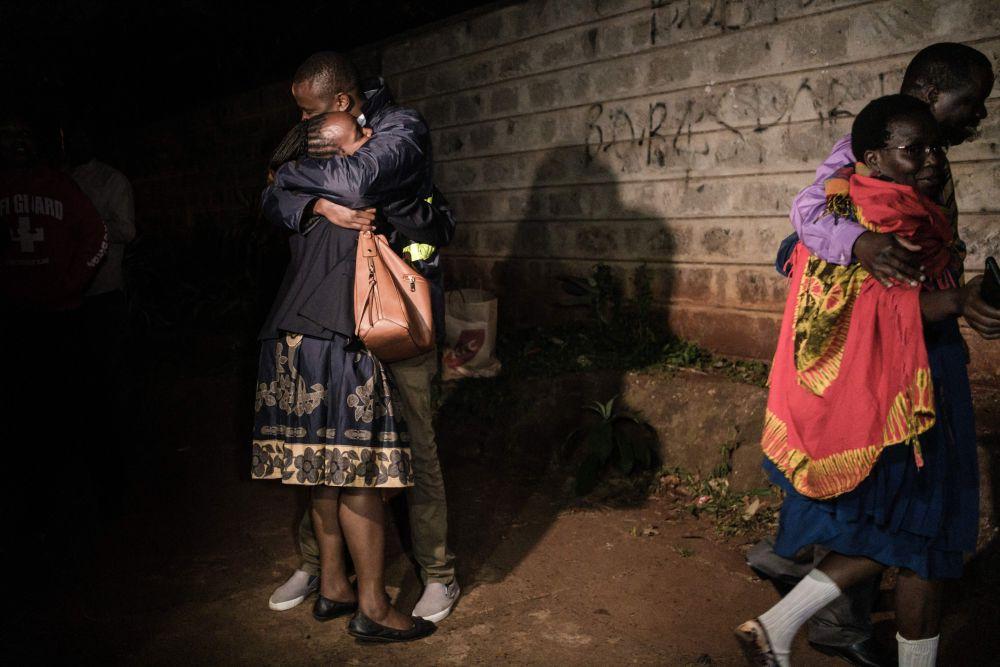 Kenyan forces kill all militants who stormed Nairobi hotel, says president