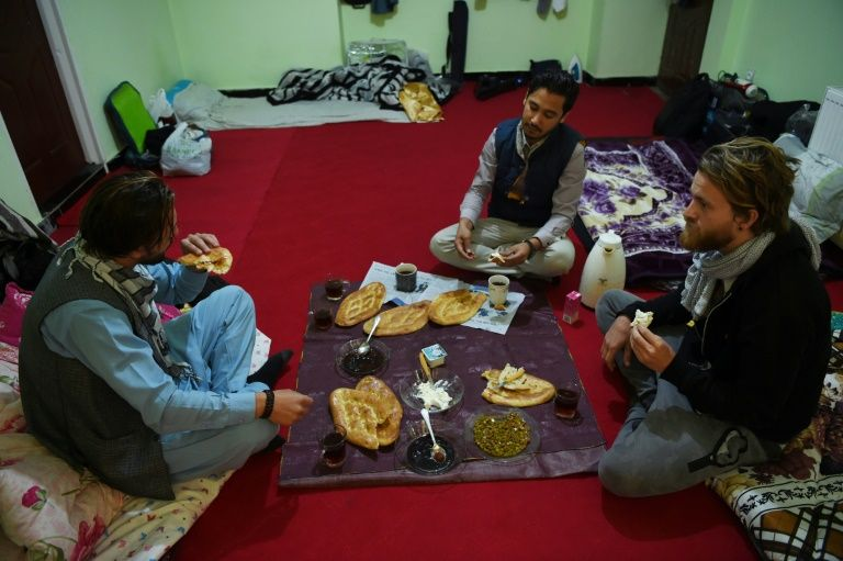 'Naive, reckless' tourists couchsurfing in war-torn Afghanistan
