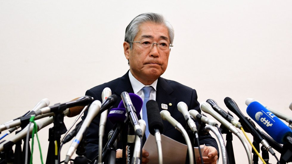 Japanese Olympic Committee chief Tsunekazu Takeda maintains innocence as corruption probe casts shadow on Tokyo Games 2020