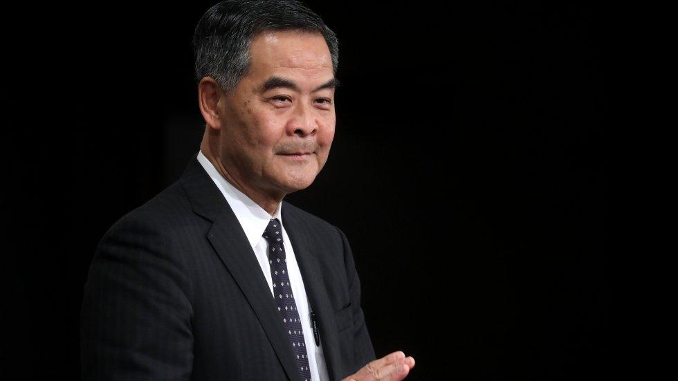 No perceived bias in Leung Chun-ying UGL probe, so no outside legal advice, says Hong Kong justice minister Teresa Cheng