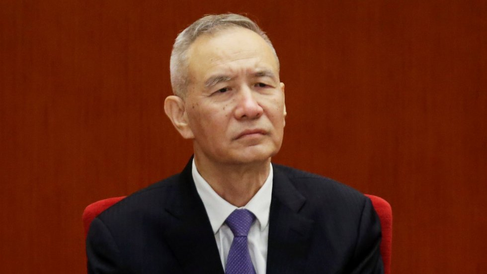 China's Vice-Premier Liu He accepts invitation to visit Washington this month for talks to end trade war