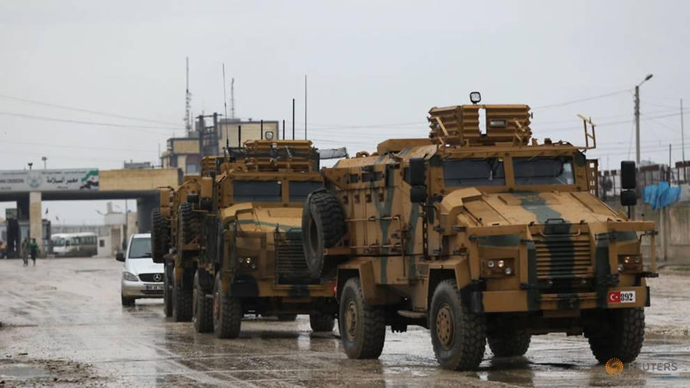 Turkey-backed rebels await 'zero hour' to attack Syria's Manbij