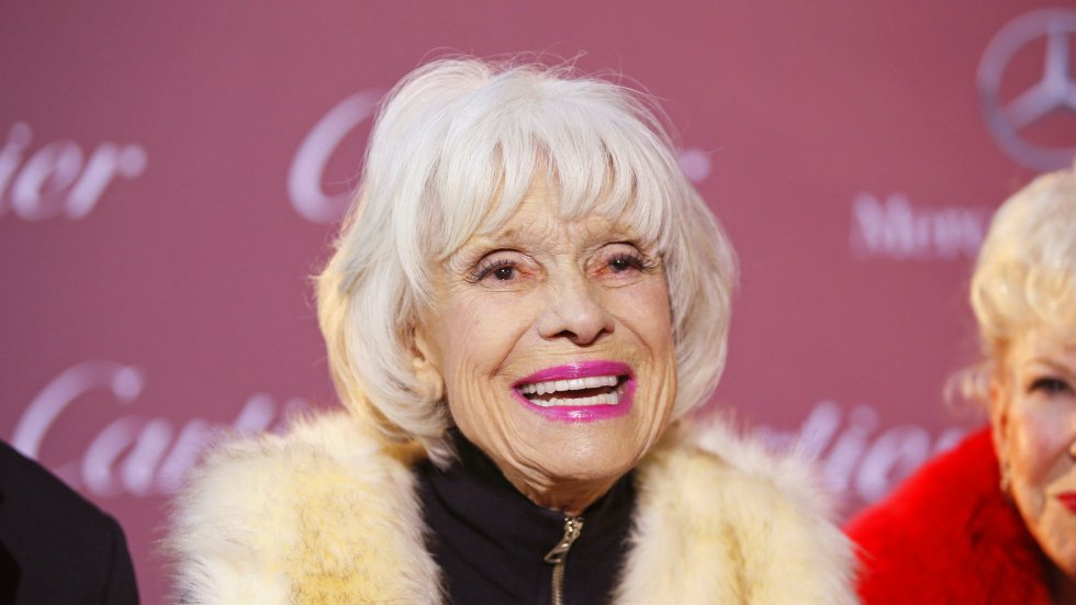 Broadway icon Carol Channing, star of 'Hello, Dolly!' and 'Gentlemen Prefer Blondes', dead at 97
