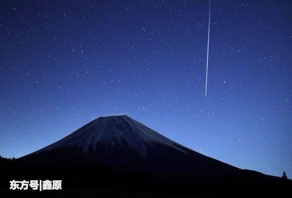 """新奇!日本周五发射""""人造流星雨"""",看流星不用再靠碰运气!"""