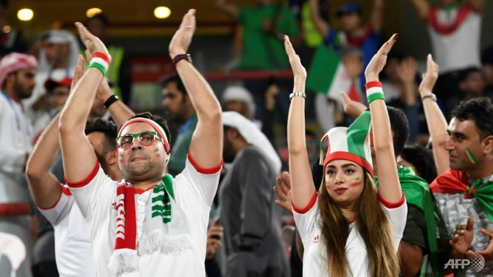 That Viking feeling: Iceland 'thunderclap' takes Asian Cup by storm