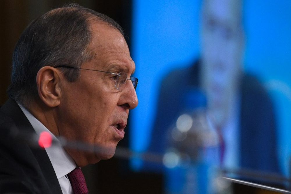 Russia and Japan 'far from partners', says Lavrov