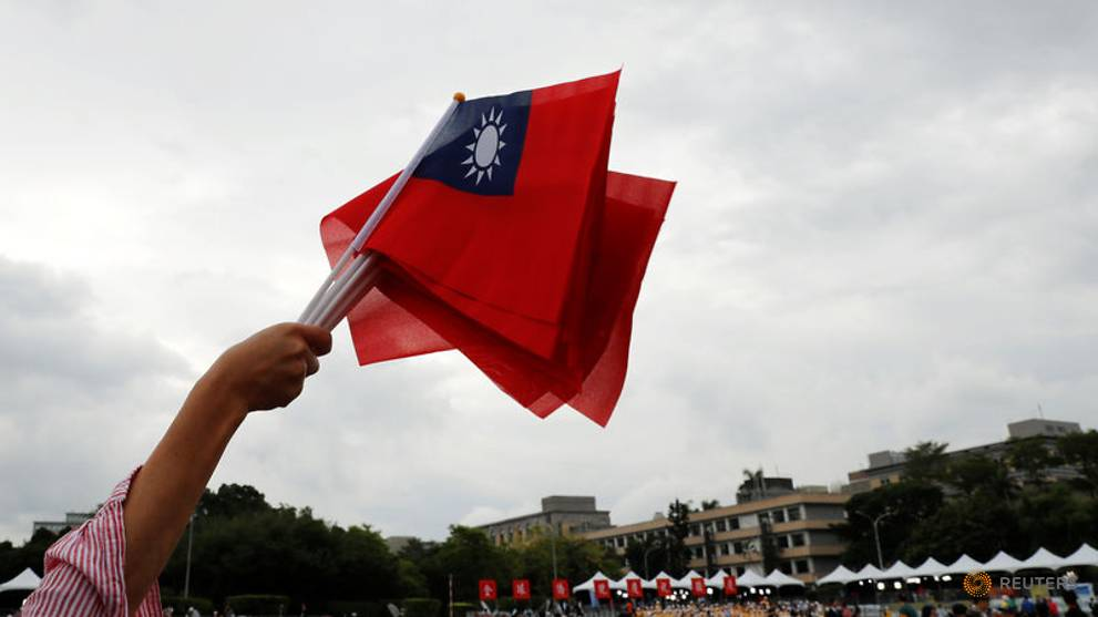 Taiwan says it won't bow to pressure amid China tension