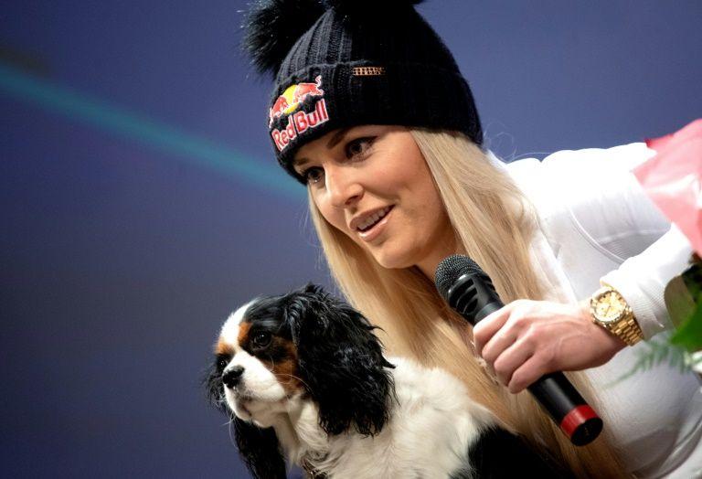 Vonn 'emotional' as she begins injury-hit final season in Cortina