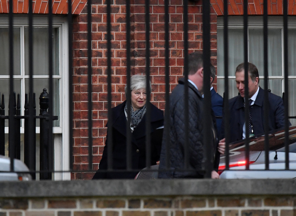 Divided and riven by crisis, Britain searches for Brexit 'plan B'