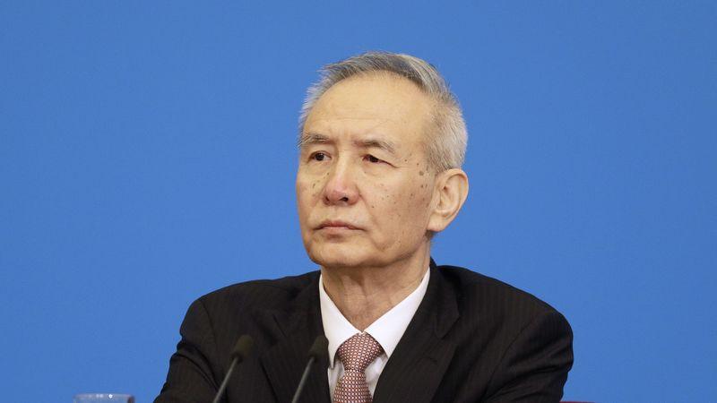 Chinese vice-premier liu he to hold trade talks in Washington on January 30-31