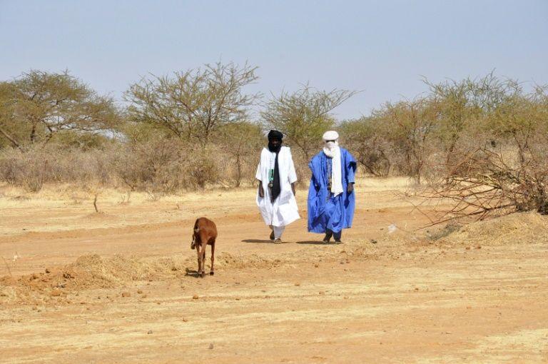 'White man' found shot dead in Burkina's jihadist-hit north