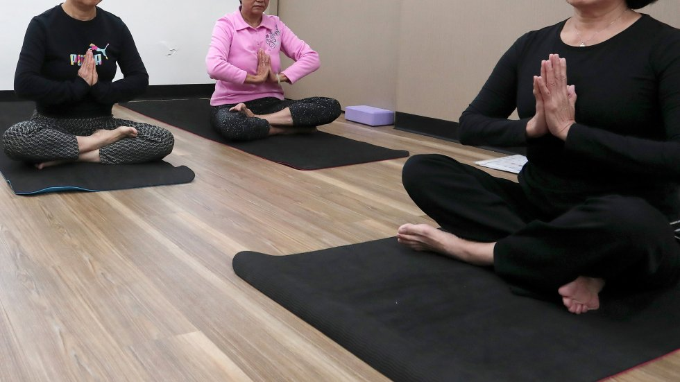 Chinese yoga student wins US$28,800 payout after leg bone snaps in gym