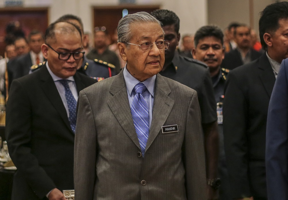 Dr M's visit to Russia expected to further boost ties