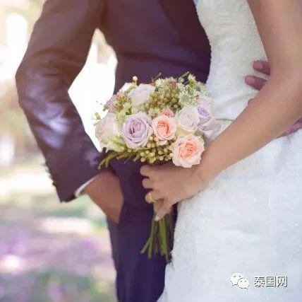 印度小伙迎娶70岁泰国新娘?!警方:假结婚越来越多了……