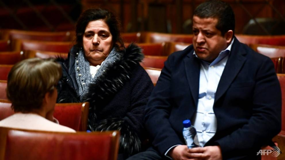 Jewish museum attack victim's mother tells Belgian court of horror
