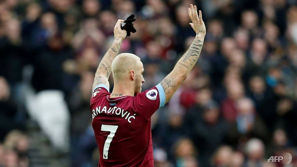 Football: West Ham open to selling Arnautovic if price is right