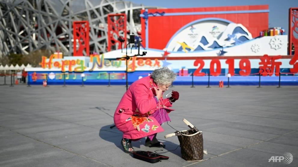 Chinese elderly jump on live streaming bandwagon