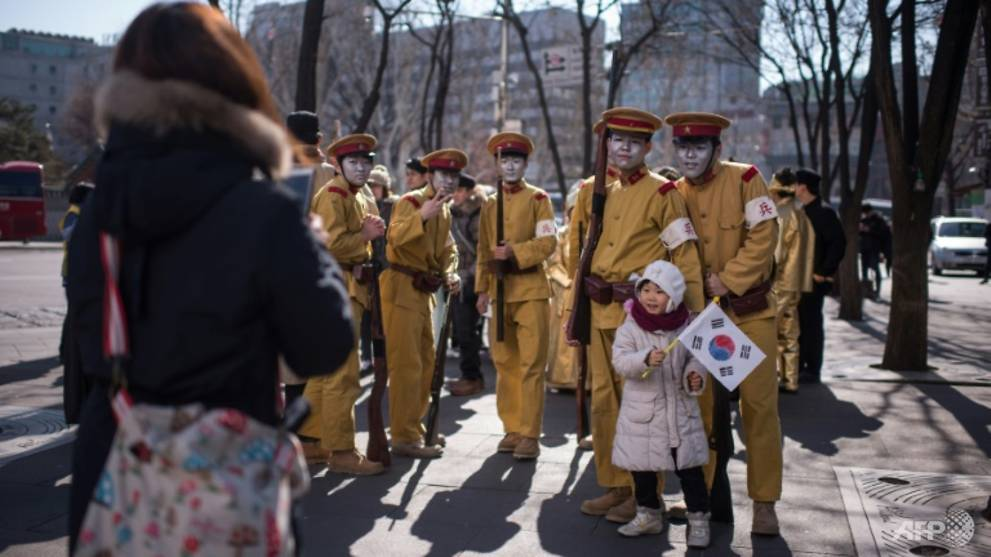 South Korea court orders Japanese firm to pay for forced labour
