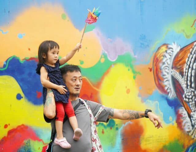 WATCH: ARTWALK Little India 2019 is an Adventure for the Senses, for Kids & Adults Alike