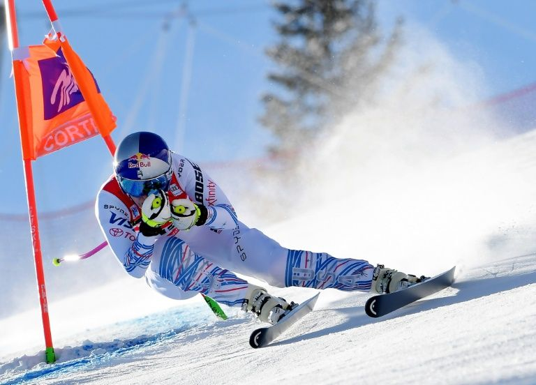 Vonn hoping change in underwear will make her faster