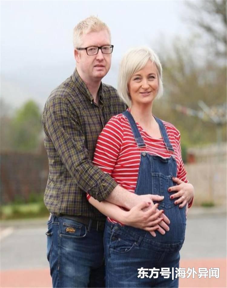 英国夫妻十几年里生了10个儿子,自称避孕也不管用