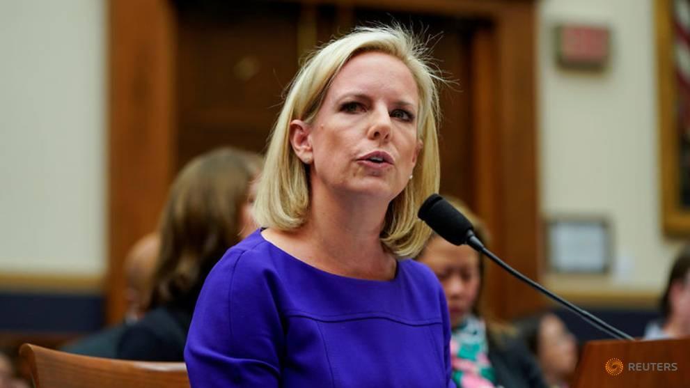 US Senator Merkley seeks FBI probe of DHS chief for possible perjury