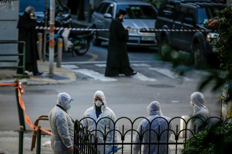 Extremist group claims greek church blast