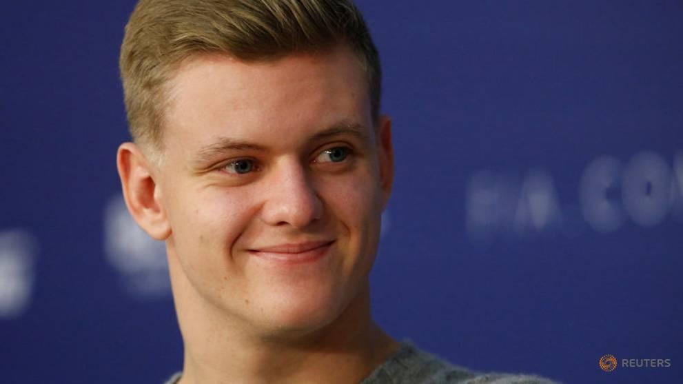 Motor racing - Mick Schumacher follows his father to Ferrari
