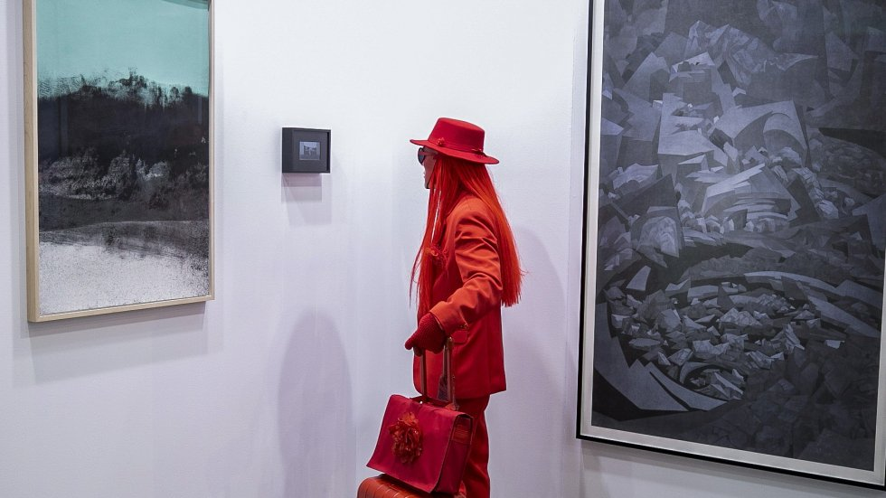 Galleries hope to draw out 'invisible Taiwanese collectors' by showing at new Taipei art fair