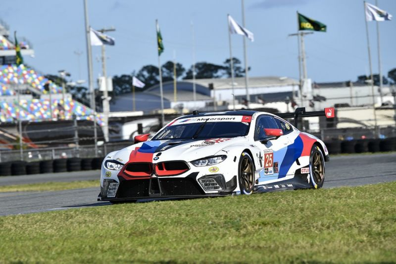 Augusto Farfus replaces Tom Blomqvist at BMW for Daytona 24 Hours