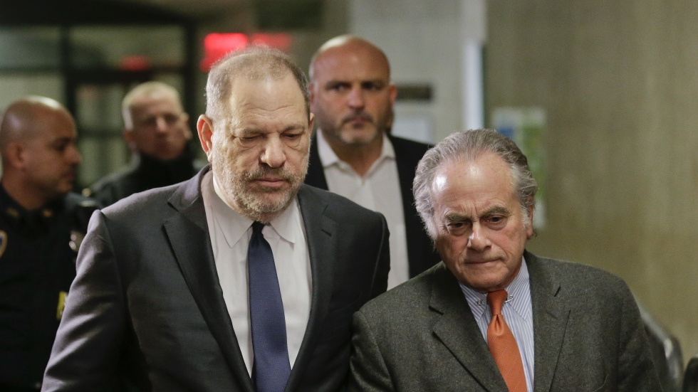 Harvey Weinstein changing lawyers amid push for more aggressive strategy