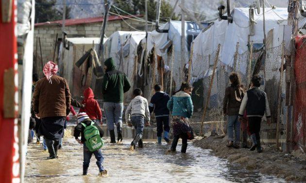 Lebanon urges world to help Syrian refugees return home